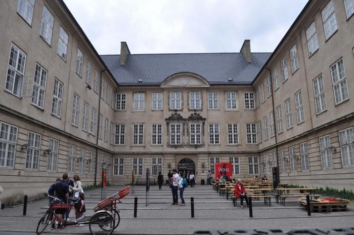 Copenaghen - museo nazionale