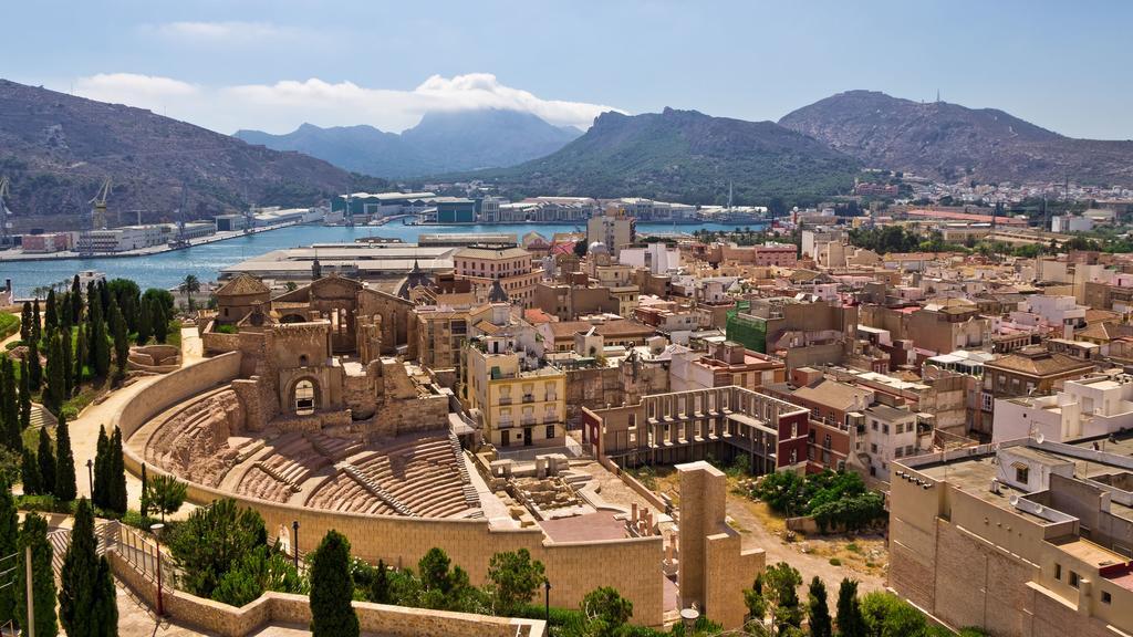 Cartagena - Anfiteatro