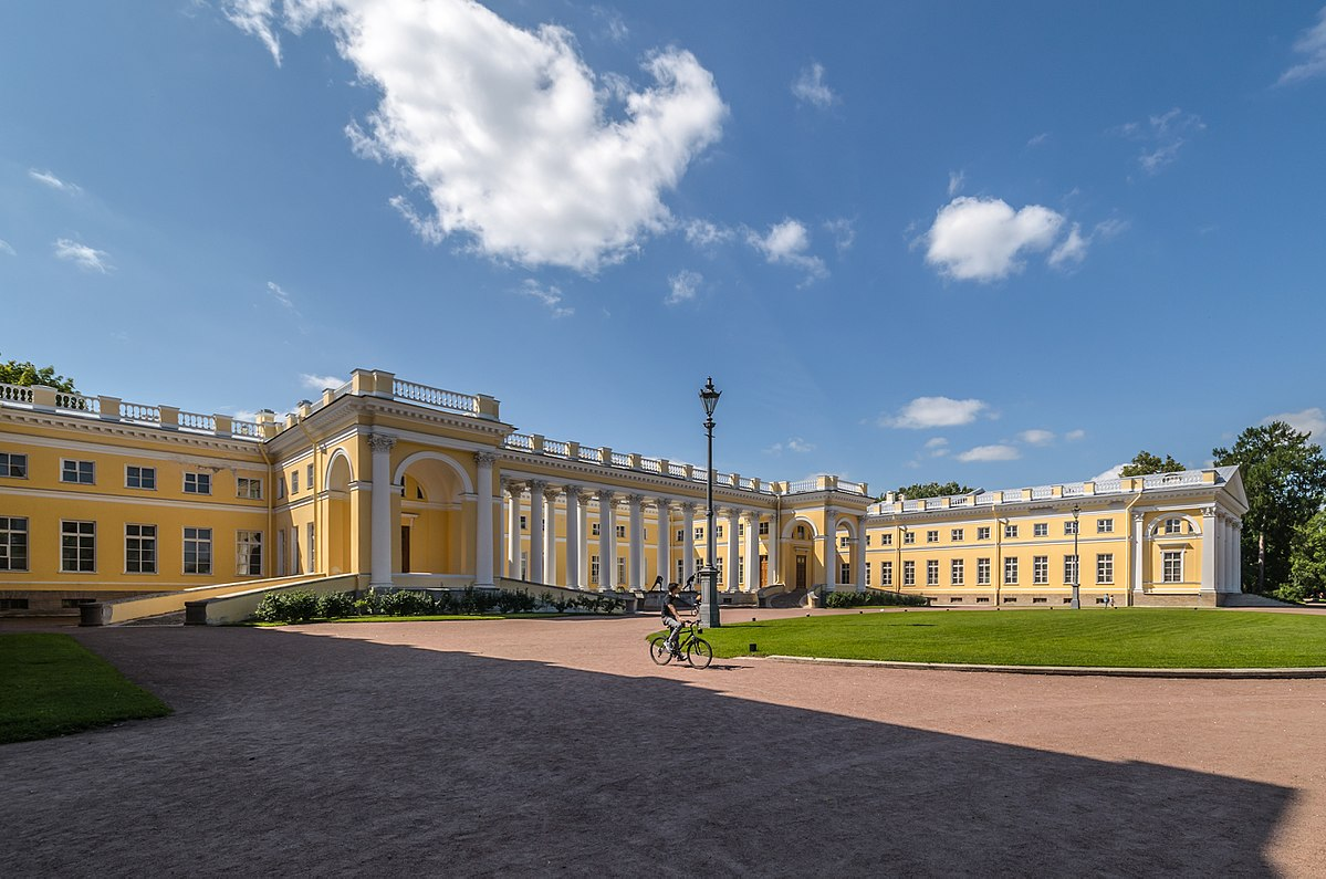 San Pietroburgo - Palazzo di Alessandro