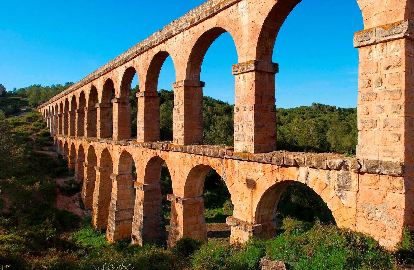 Tarragona - ponte del diavolo