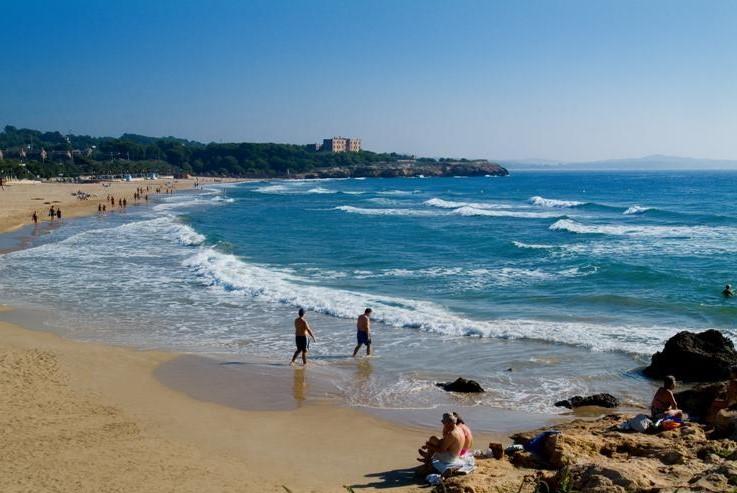Tarragona - Arrabassada beach