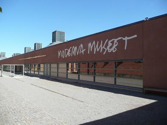 Stoccolma - museo dell'arte moderna