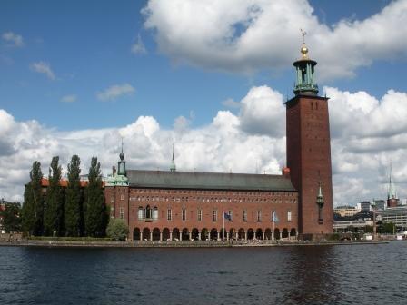 Stoccolma - MUNICIPIO