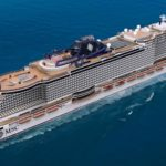 MSC SEASHORE - LA NAVE  MADE IN  ITALY