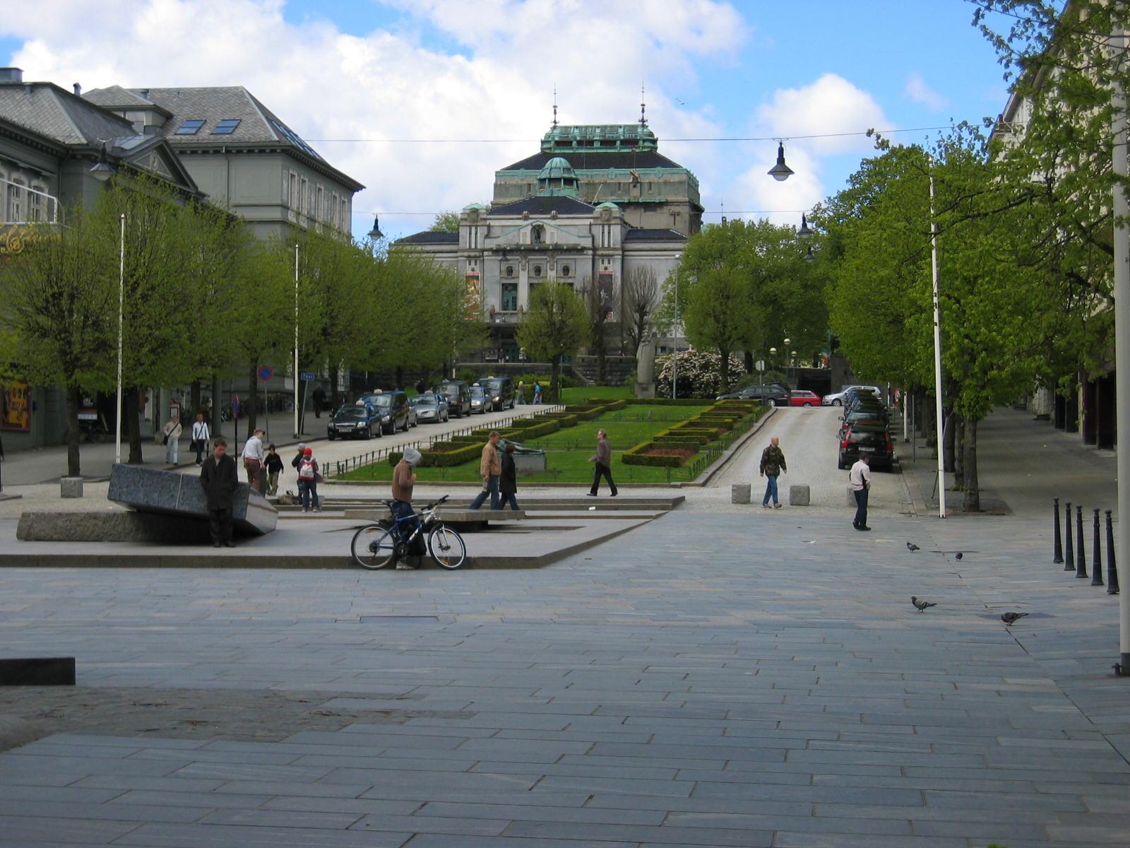 Bergen - Nasjonale Scene