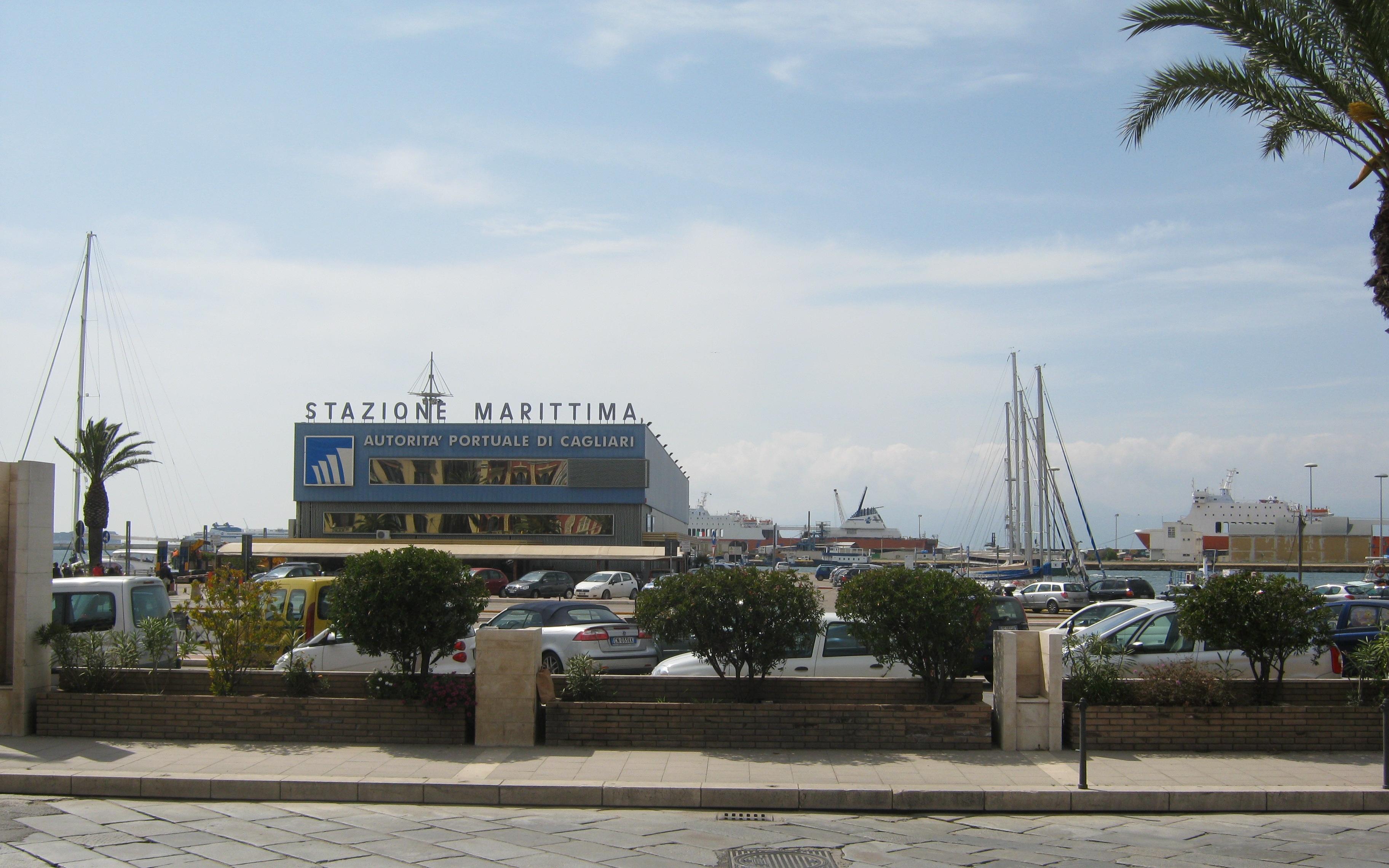 Cagliari - Stazione marittima