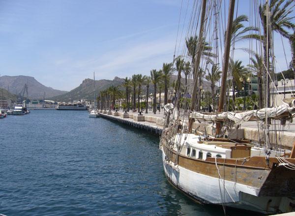 Cartagena - lungomare