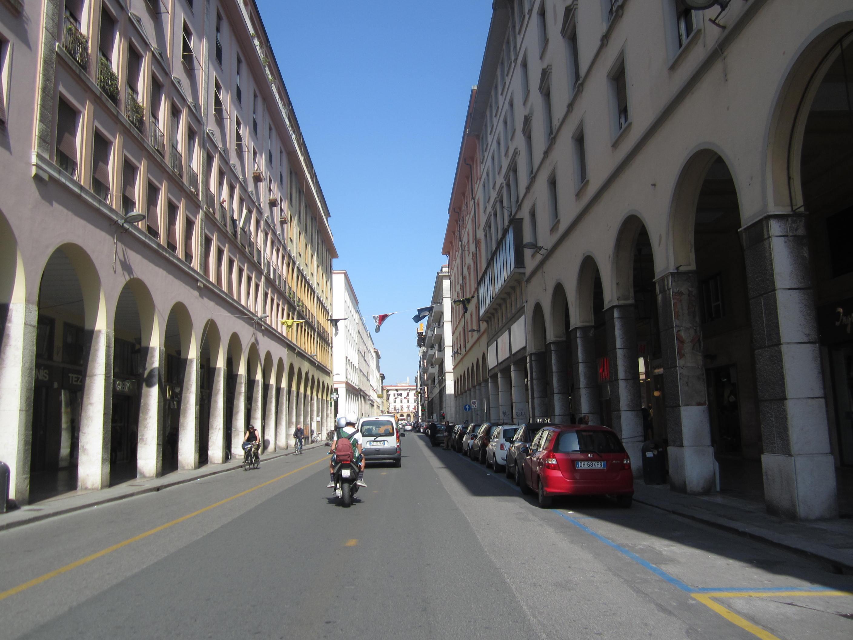 Livorno - via Grande