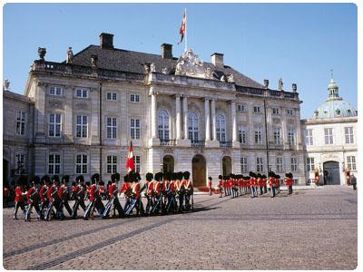 Copenaghen - Palazzo reale