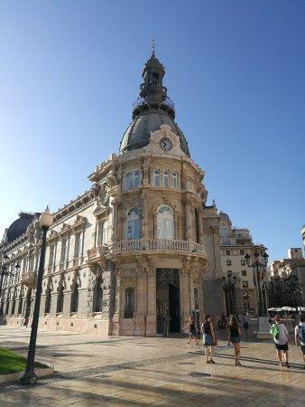 Cartagena - palazzo municipale