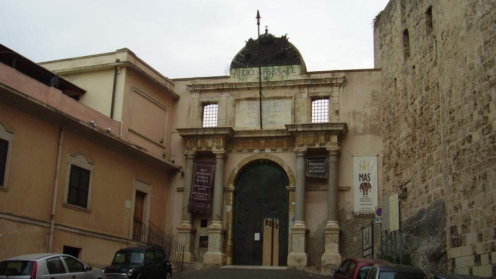 Cagliari - cittadella dei musei