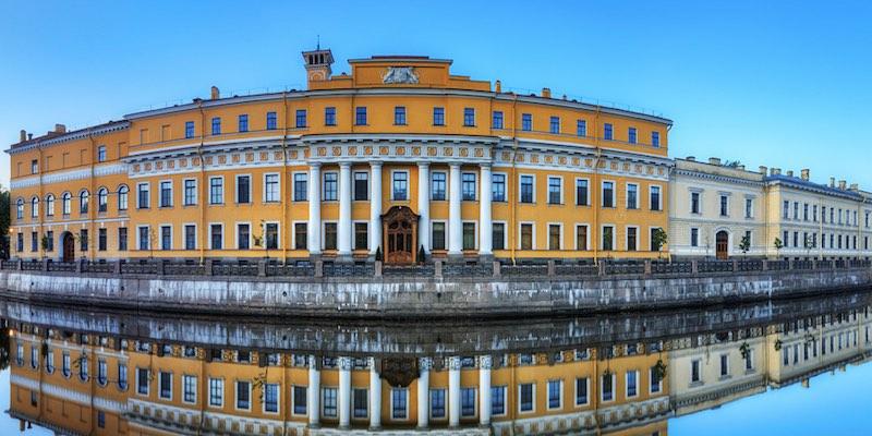 San Pietroburgo - IL PALAZZO YUSUPOV