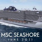 ANTEPRIMA MSC  SEASHORE  LA NAVE  MADE IN  ITALY