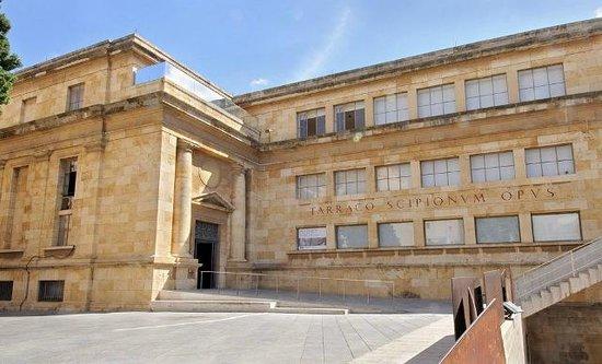Tarragona - museo archeologico nazionale