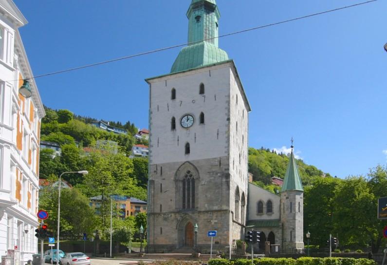Bergen - Cattedrale