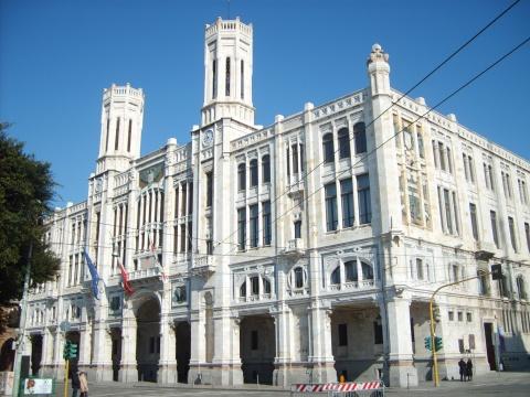 Cagliari - palazzo civico