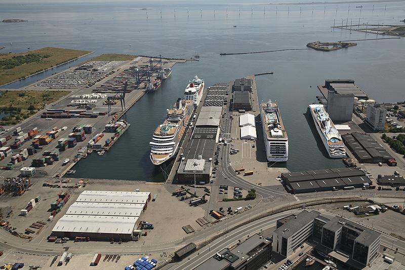 COPENAGHEN - porto