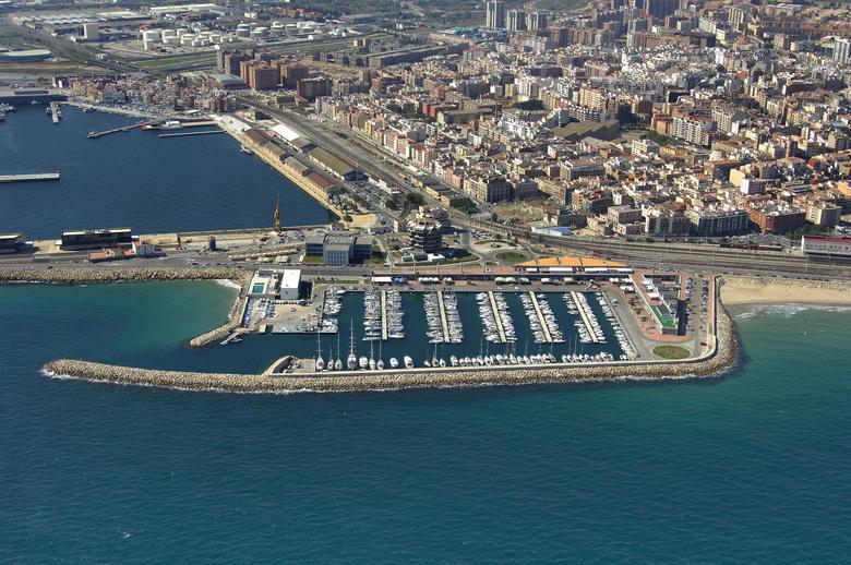 Tarragona - porto