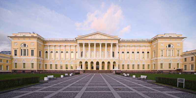 San Pietroburgo - Museo russo