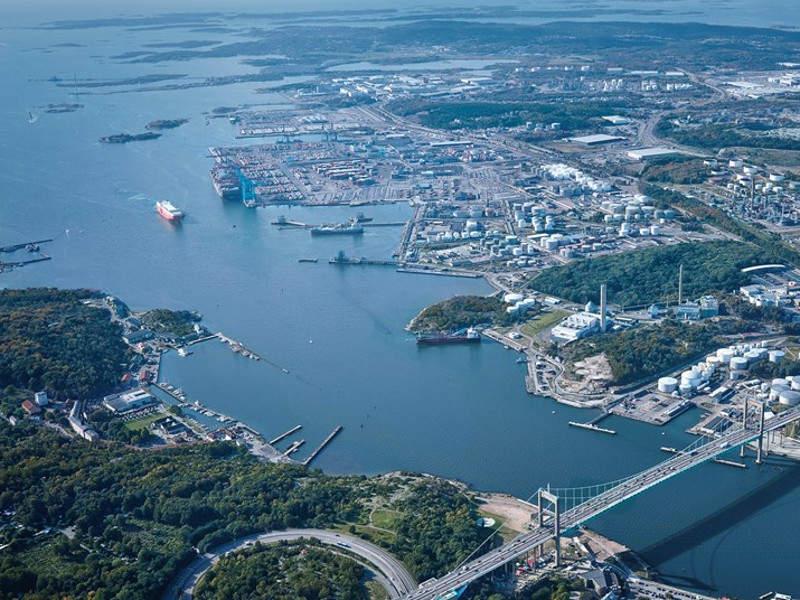 Goteborg - porto