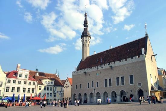 Tallinn - municipio