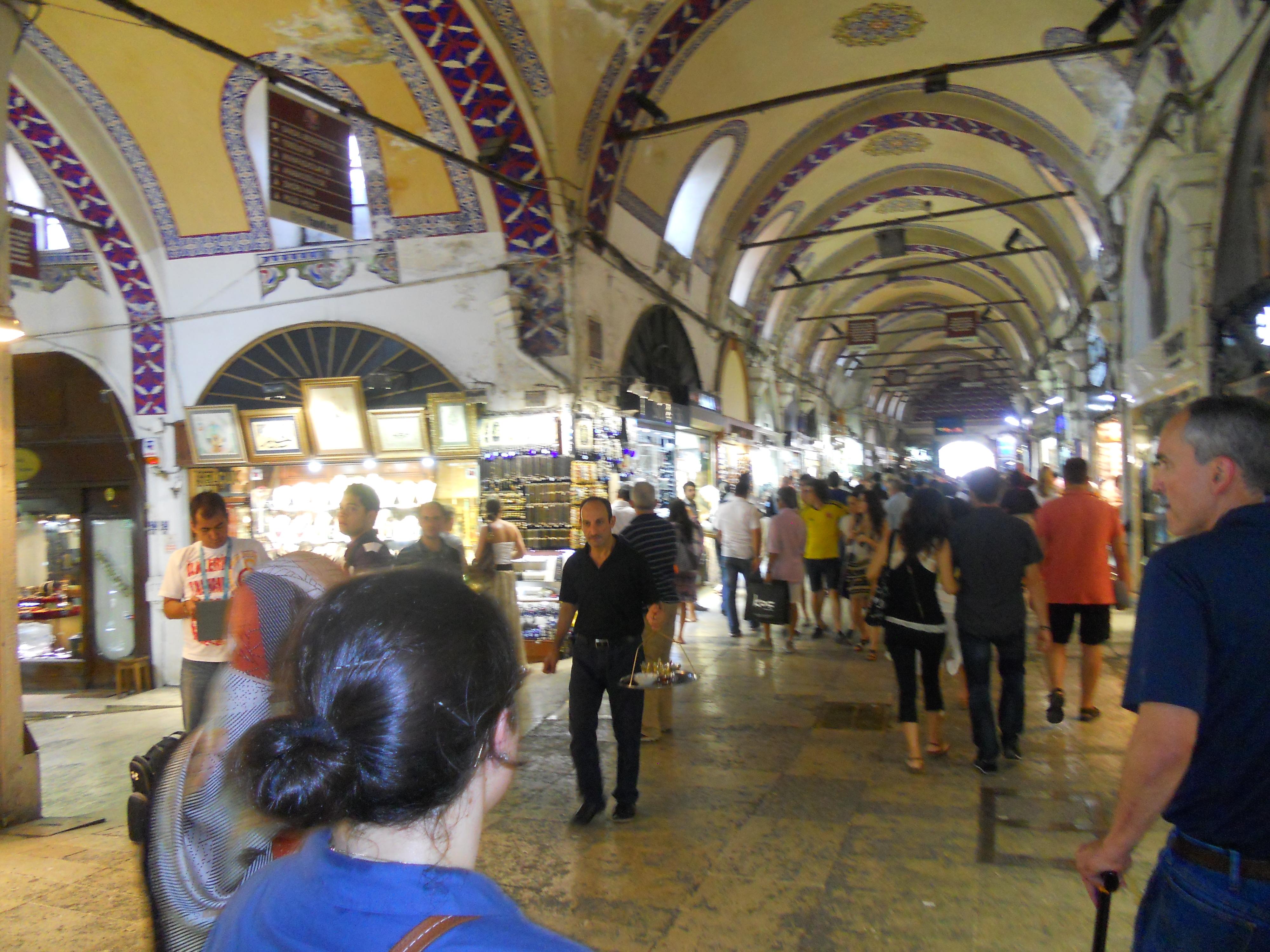 Istanbul - GRAN BAZAR