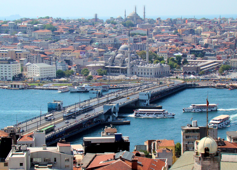 Istanbul - Il Ponte di Galata (Galata Koprusu)