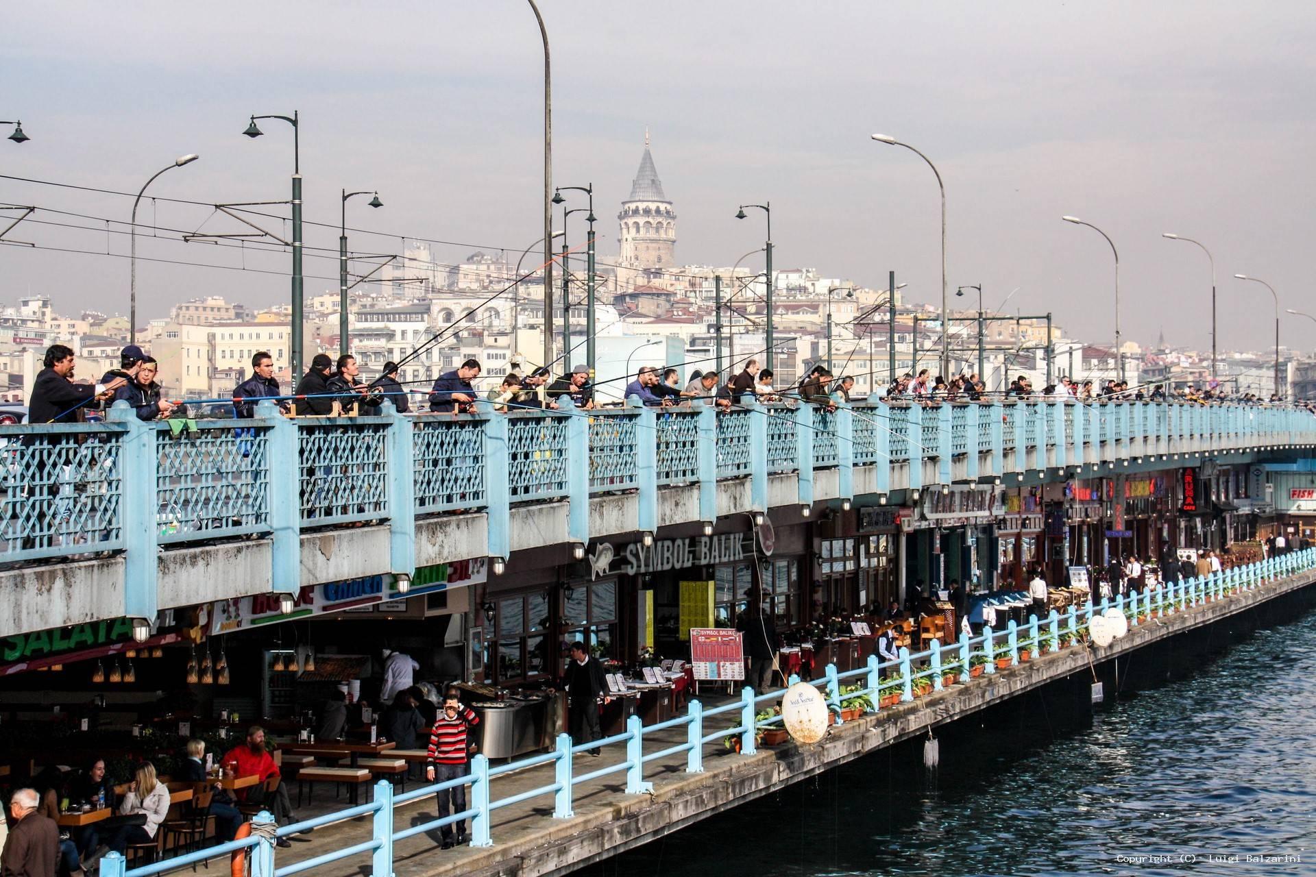 Ponte di Galata Istanbul