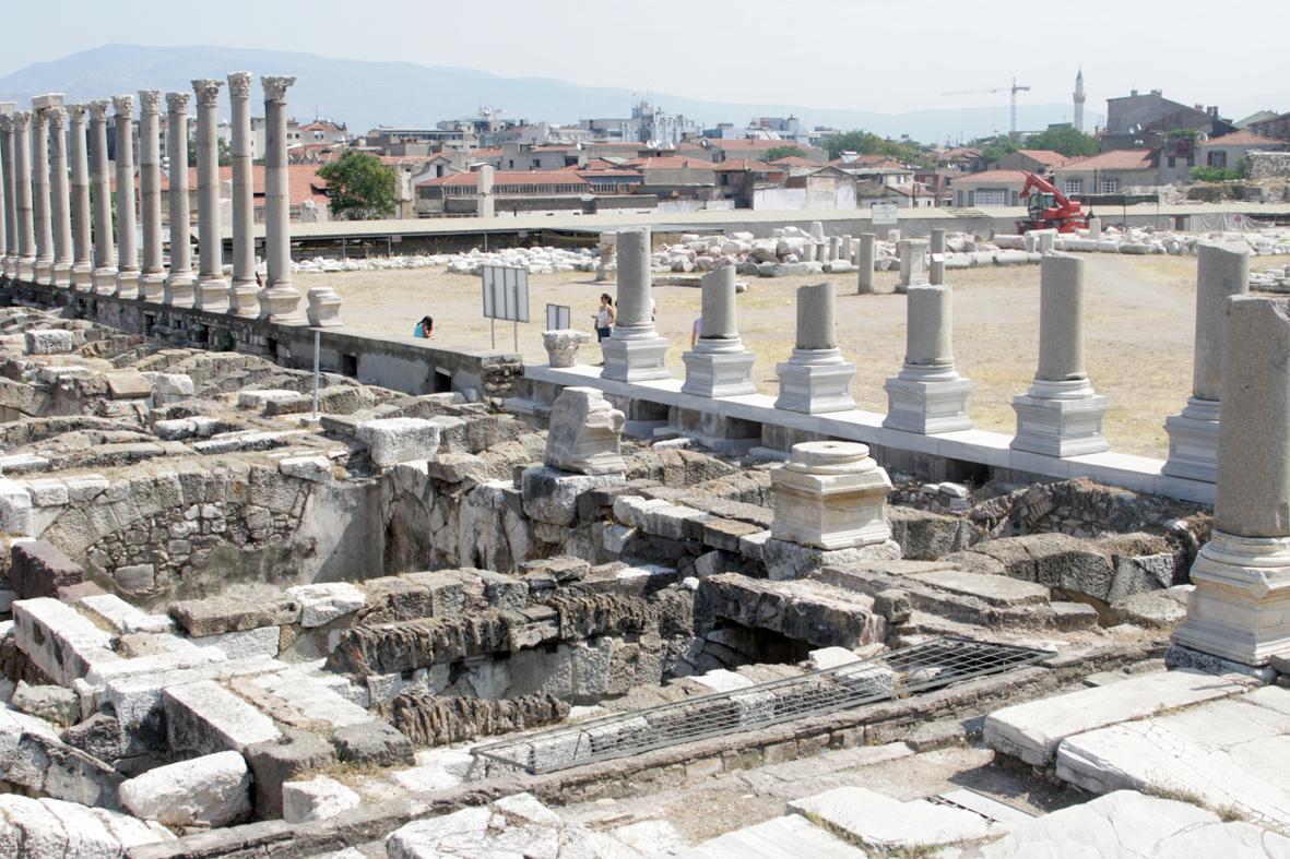 Izmir - Agora - crociere nel cuore