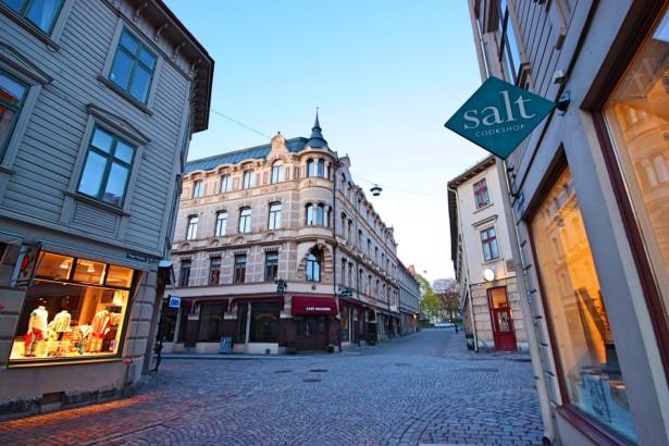 Goteborg - Quartiere Haga