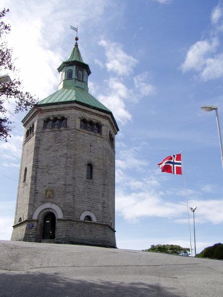 Stavanger - torre di guardia
