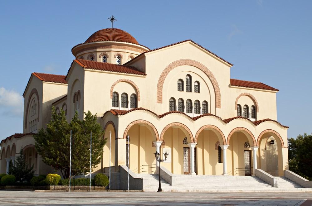 Argostoli -  Monastero di Agios Gerassimos