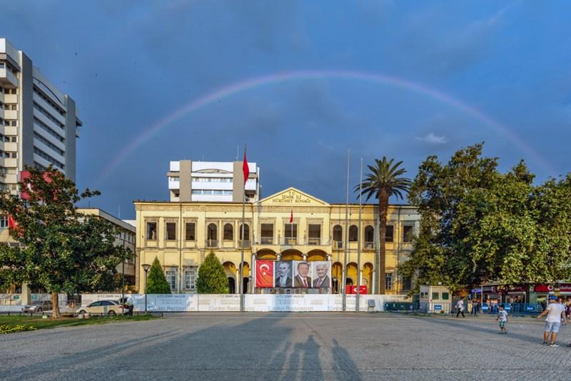 Izmir - palazzo del governo
