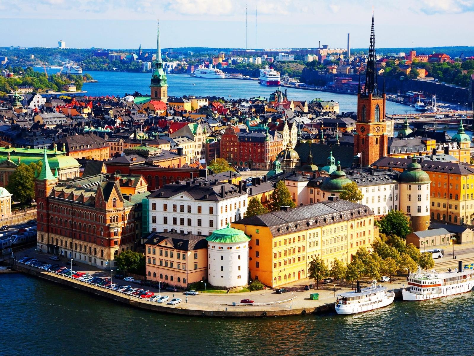 Goteborg - panorama
