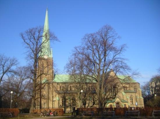 Goteborg - Hagakyrkan
