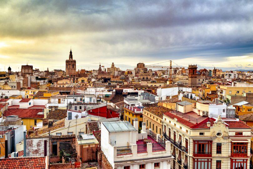 Valencia - panorama