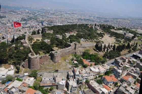Izmir - Kadifekale o castello di velluto
