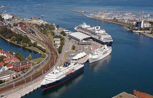 Warnemünde - porto