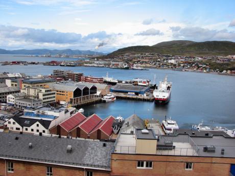 HONNINGSVAG - porto