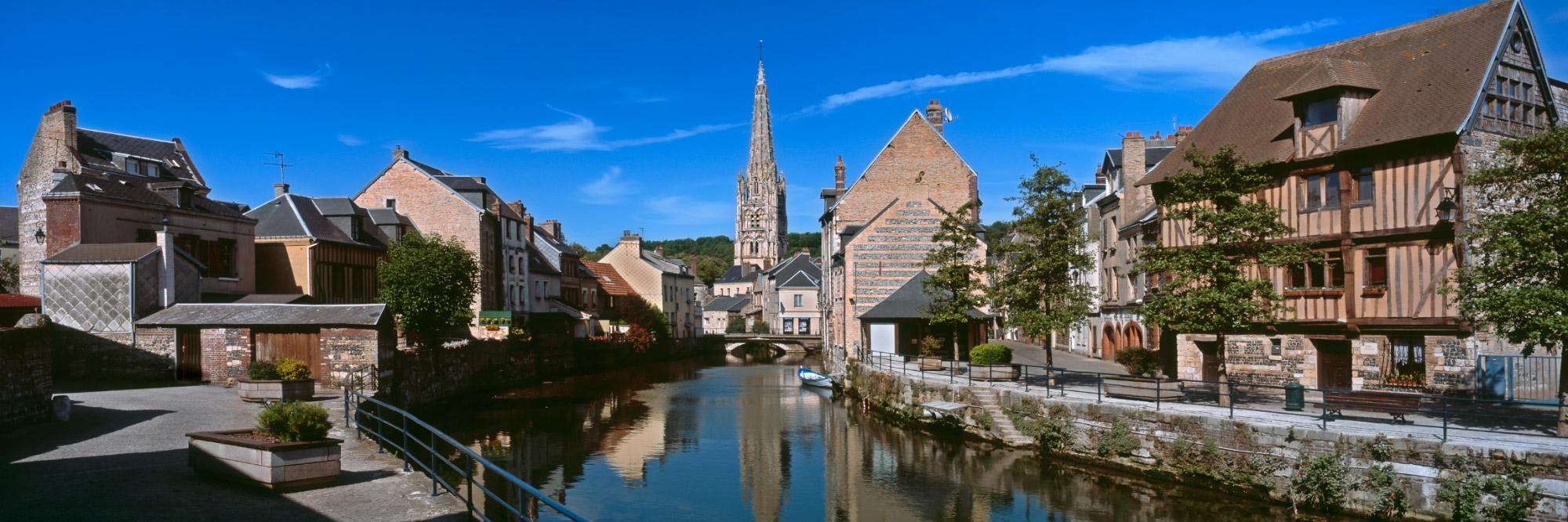 Harfleur, distante circa 12 Km da Le Havre