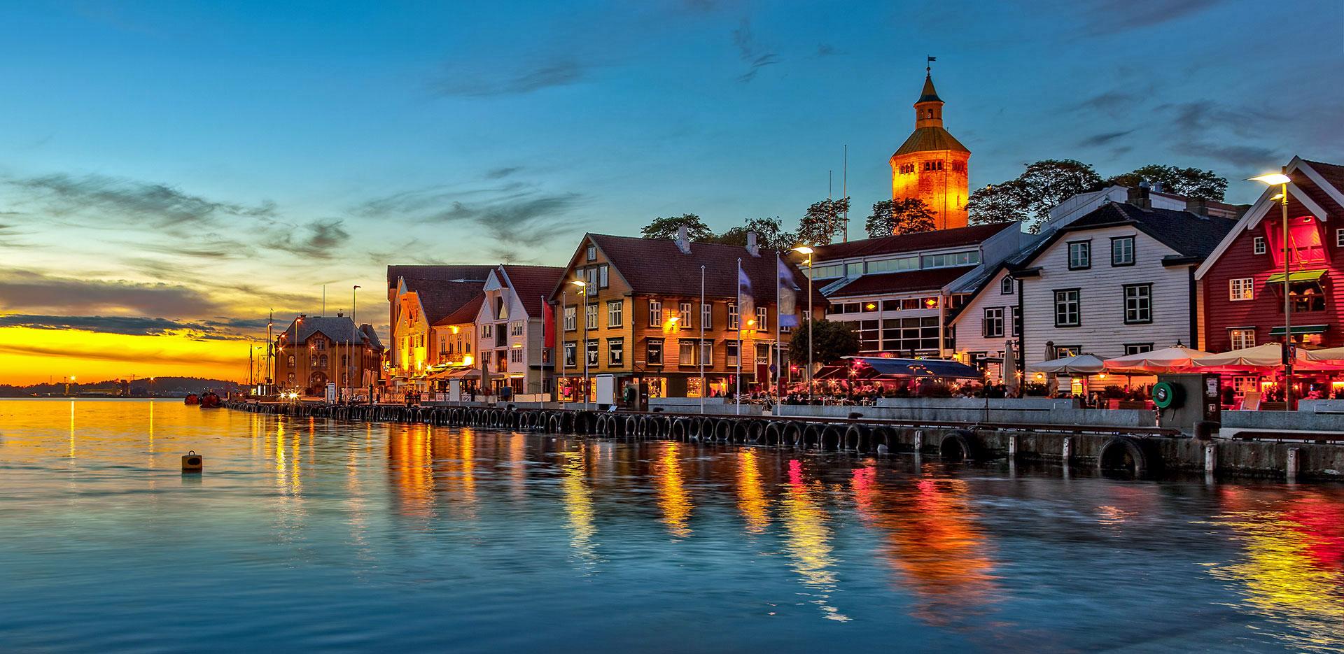 Stavanger - lungomare