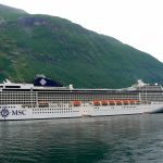 """MSC CROCIERE""  IN GROENLANDIA E IN SUD AFRICA."