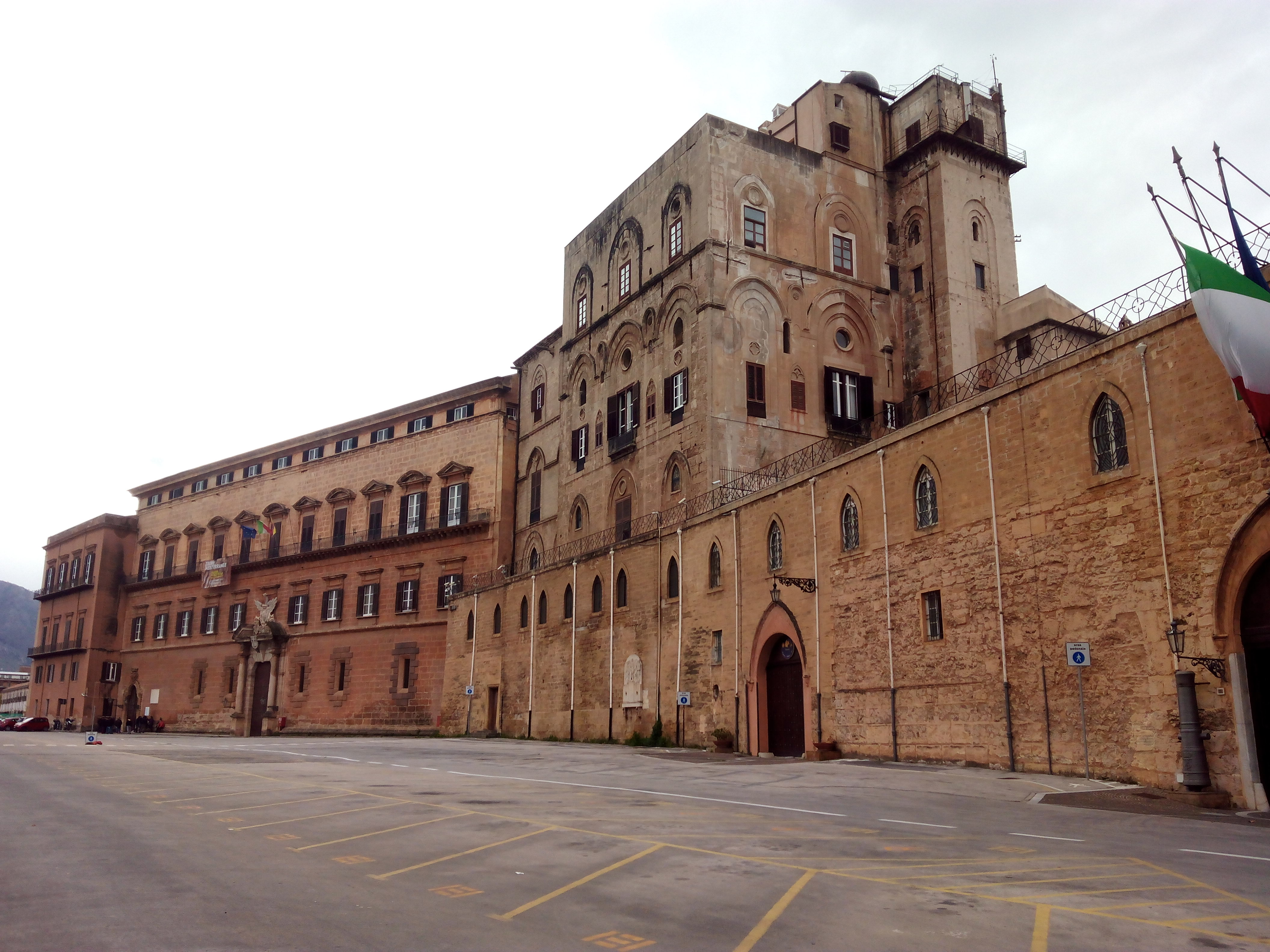 Palermo - palazzo dei Normanni