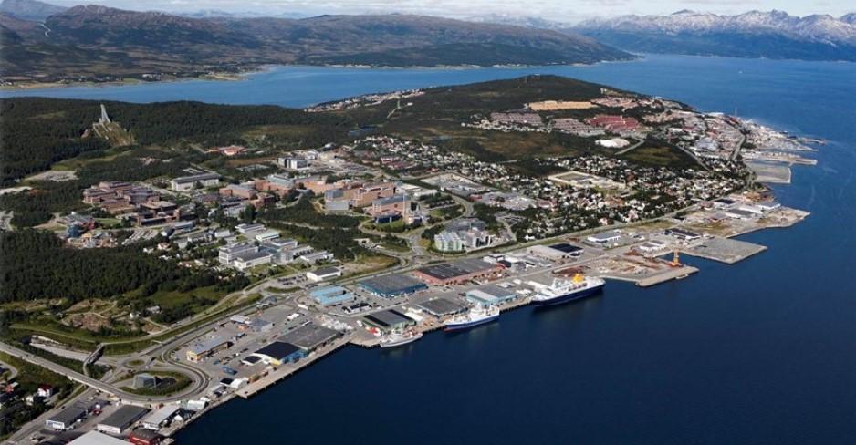 TROMSO -  Tromsøya