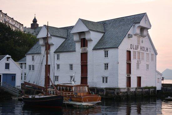 Museo della pesca di Alesund