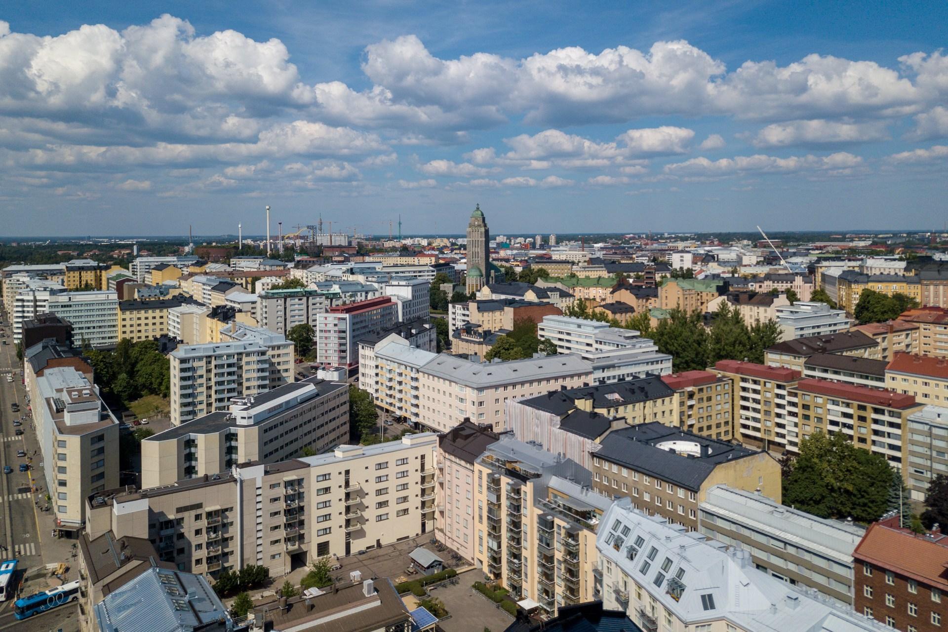 HELSINKI - Quartiere del Kallio