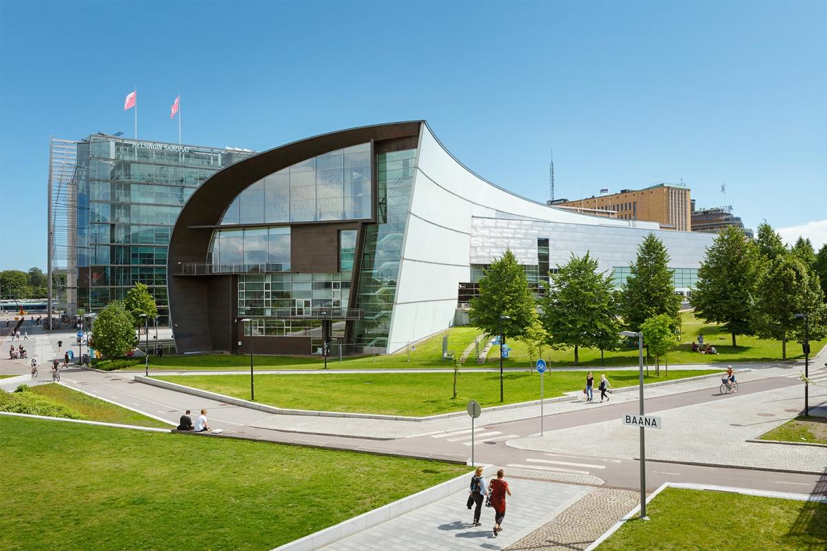 Museo d'arte contemporanea di Helsinki. Kiasma