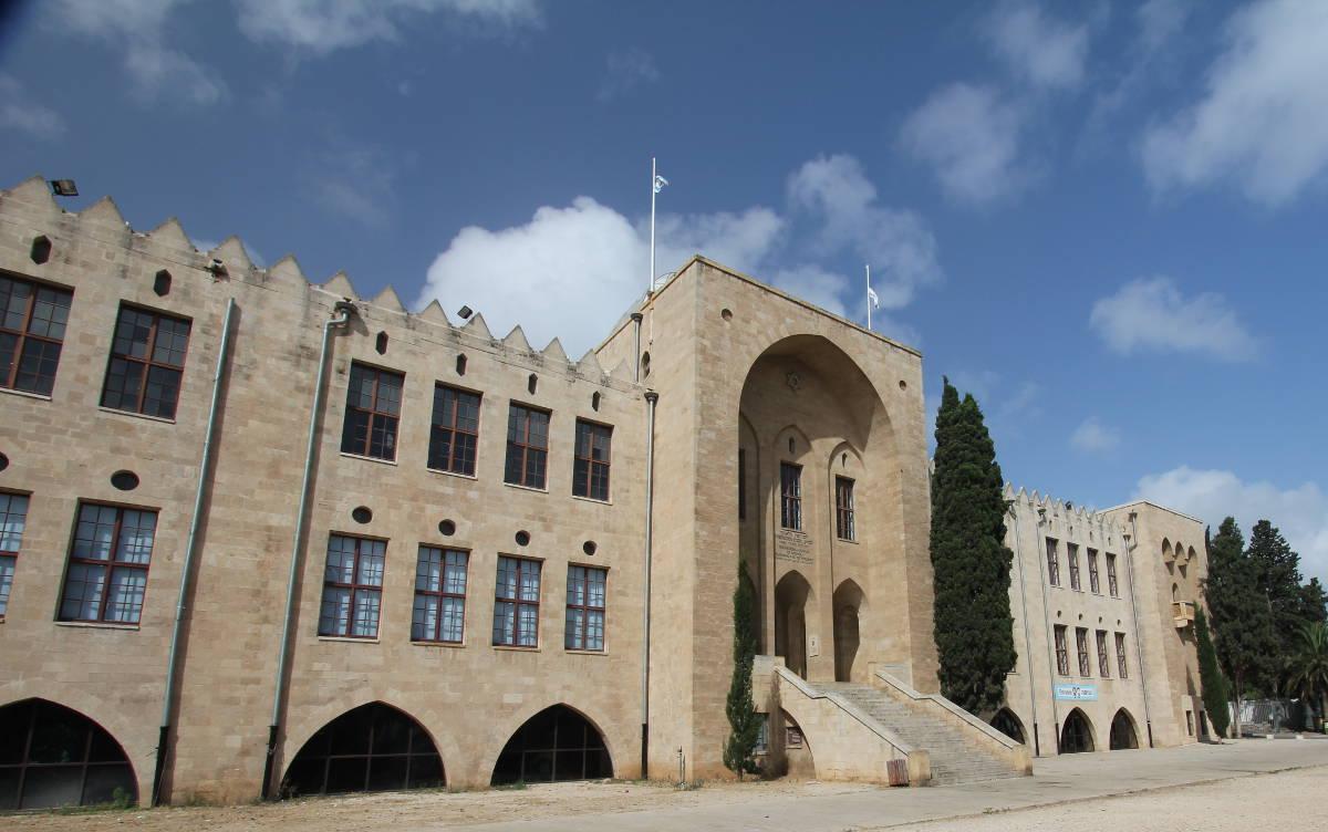 HAIFA - MUSEO NAZIONALE DELLA SCIENZA, DELLA TECNOLOGIA E DELLO SPAZIO
