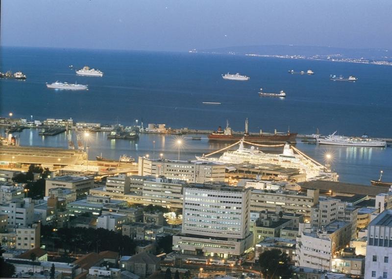 Porto di Haifa