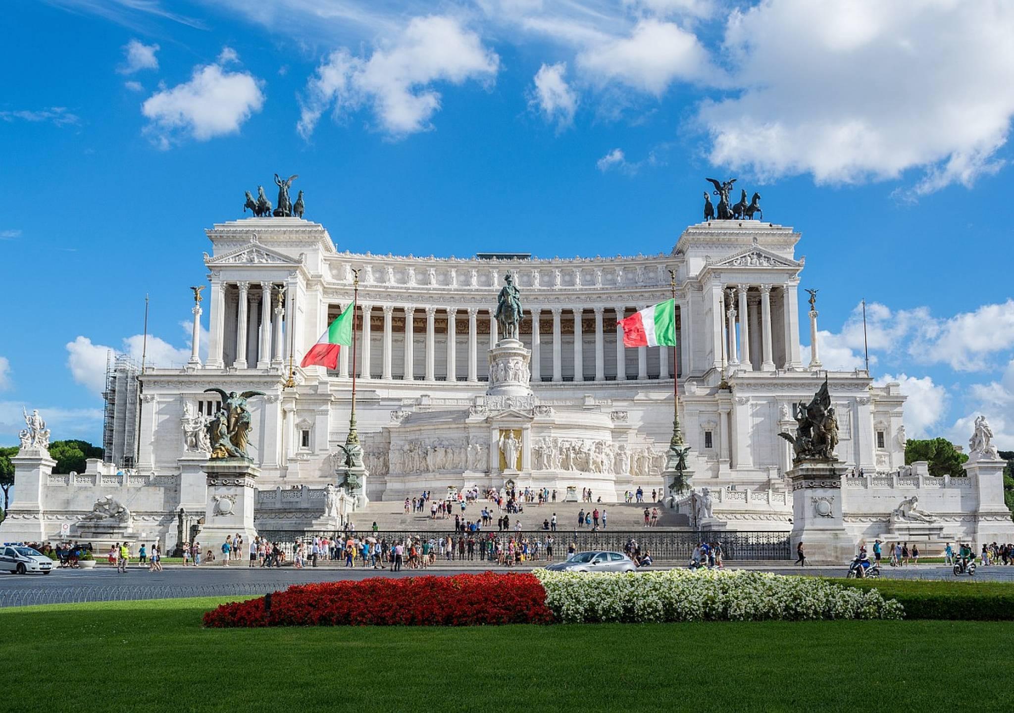 ROMA - Altare della Patria